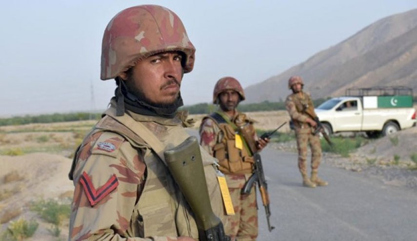 سه نیروی ارتش پاکستان در بلوچستان کشته شدند